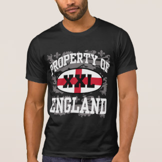 Property of England T Shirt