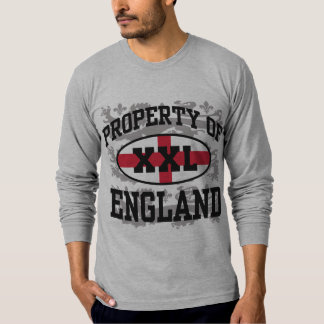 Property of England T-Shirt