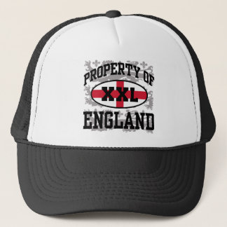 Property of England Trucker Hat