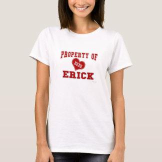 Property of Erick T-Shirt
