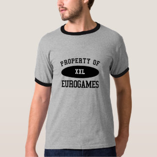 Property of Eurogames T-Shirt