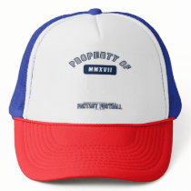 Property Of Fantasy Football Hat