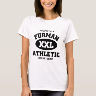 Property of Furman Athletic Department T-Shirt