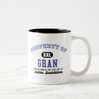 Property of Gran Mugs