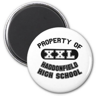Property of Haddonfield High School Magnet