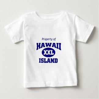 Property of Hawaii Baby T-Shirt