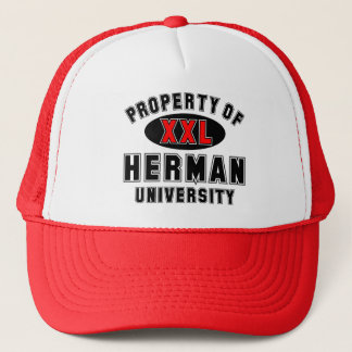 Property of Herman University Trucker Hat