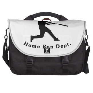 Property Of Home Run Dept Laptop Bags