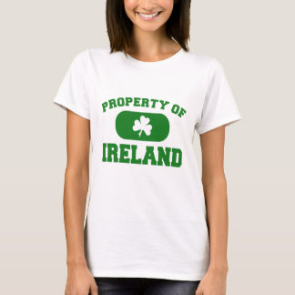 Property of Ireland Design T-Shirt