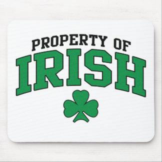 Property Of IRish Mouse Pad