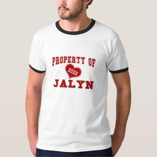 Property of Jalyn T-Shirt