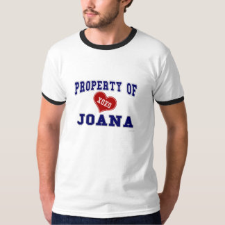Property of Joana T-Shirt