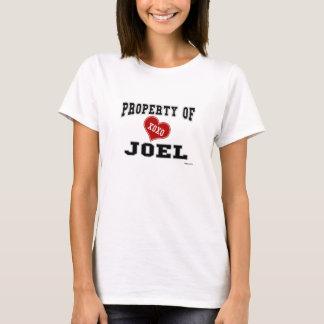 Property of Joel T-Shirt