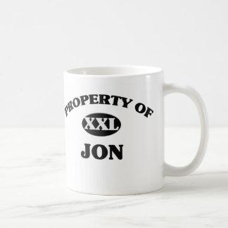 Property of JON Mugs