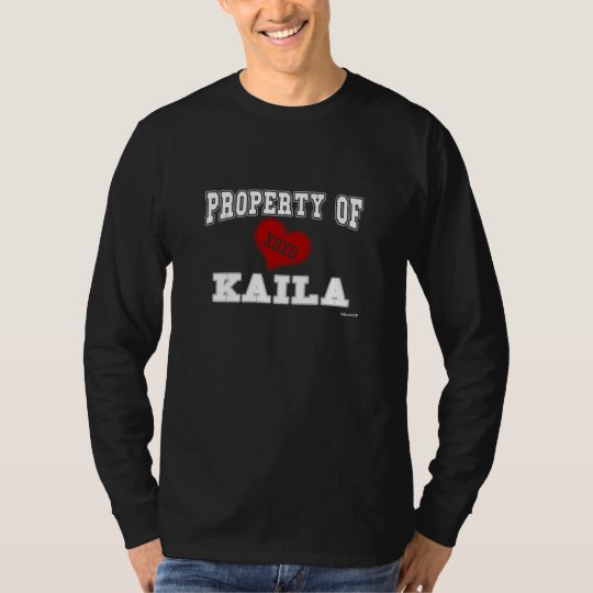 Property of Kaila T-Shirt