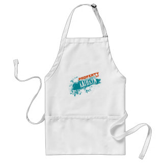Property Of Kathryn.png Adult Apron