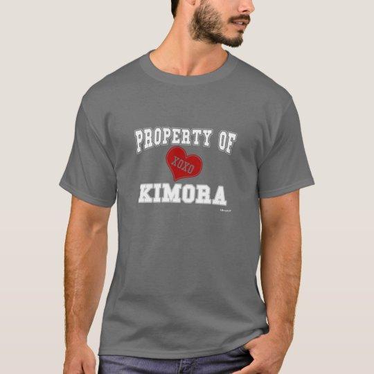 Property of Kimora T-Shirt