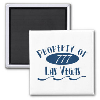 Property of Las Vegas Magnet