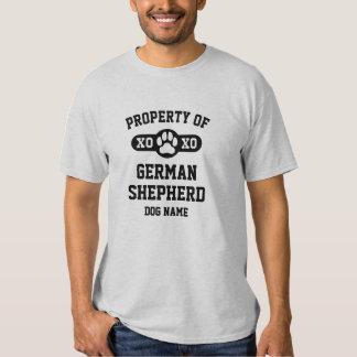 Property of [Long Name Dog Breed] T-Shirt