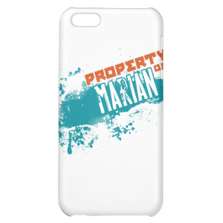 Property of Marian Cover For iPhone 5C