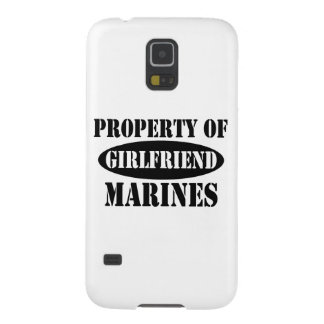 Property of Marine Girlfriend Cases For Galaxy S5