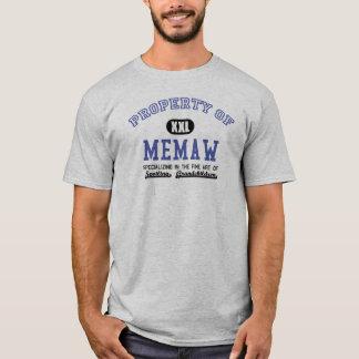 Property of Memaw T-Shirt