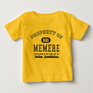Property of Memere Baby T-Shirt