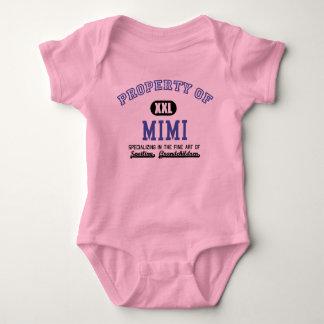Property of Mimi Baby Bodysuit