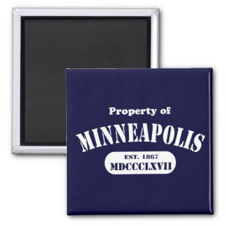 Property of Minneapolis Magnet