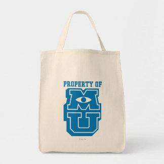 Property of MU Logo Tote Bag