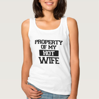 Property of my Hot Wife funny lesbian shirt