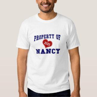 Property of Nancy T-Shirt