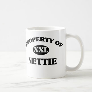 Property of NETTIE Mug
