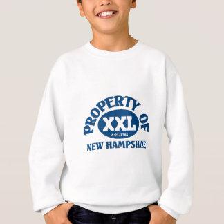 Property of New Hampshire Sweatshirt