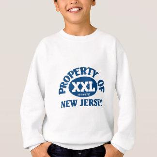 Property of New Jersey Sweatshirt