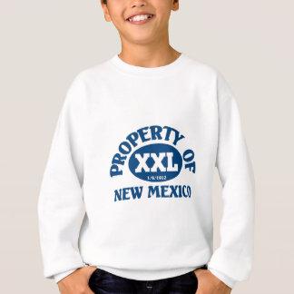 Property of New Mexico Sweatshirt