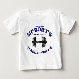 Property of Nobody (worn look) Baby T-Shirt