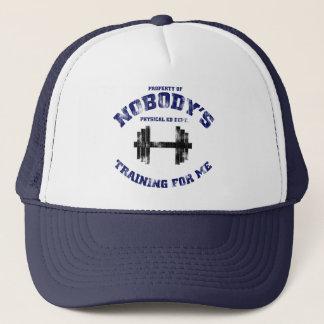 Property of Nobody (worn look) Trucker Hat