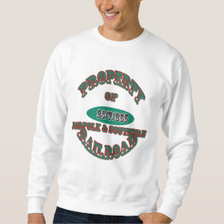 Property of Norfolk & Southern Sweatshirt