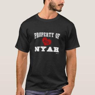 Property of Nyah T-Shirt