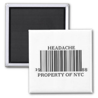 Property of NYC magnet