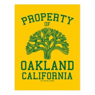 Property of Oakland Postcards