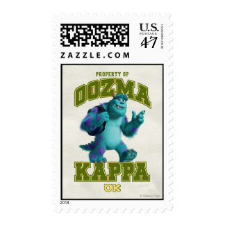 Property of OOZMA KAPPA Postage