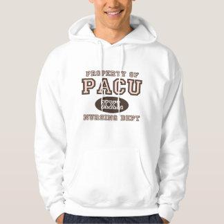 Property Of PACU Nurse Hooded Sweatshirt
