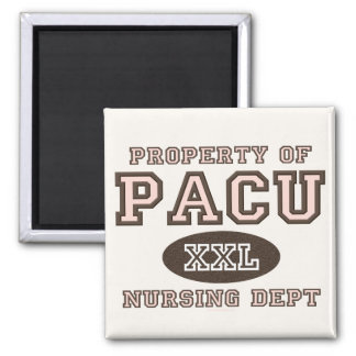 Property Of PACU Nursing Dept Nurse Magnet