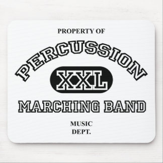 Property of Percussion Mousepad