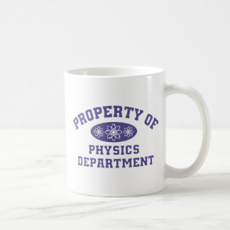 Property Of Physics Department Coffee Mug