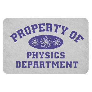 Property Of Physics Department Magnet