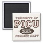 Property of PICU Nursing Department Magnet