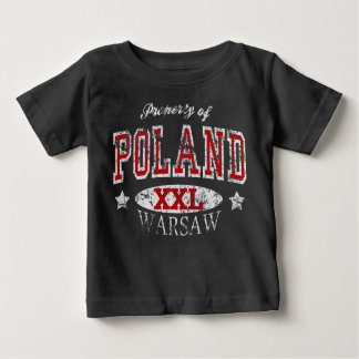 Property of Poland Warsaw T-shirt
